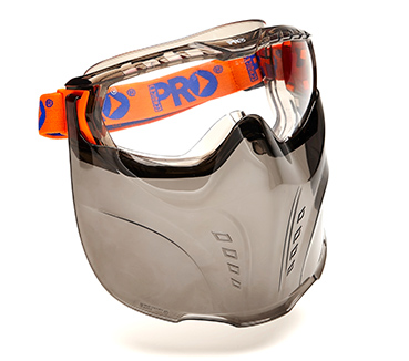Vadar 5000 Clear Goggles/Mask