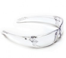 9900 Clear safety glasses
